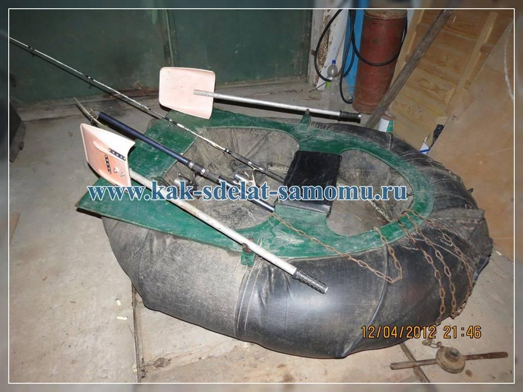 Ремонт резиновых лодок своими руками фото