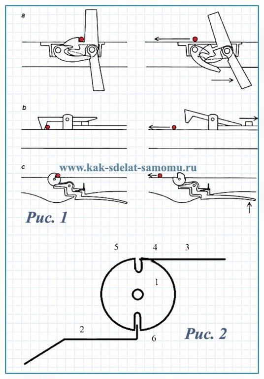 Самодельный самострел своими руками